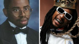 Your Favorite Rappers When They Were Young