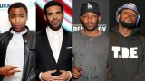 Childish Gambino Comes at Drake, Kendrick Lamar, ScHoolboy Q & More During Freestyle